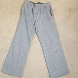 Nike girls dri fit athletic pants little girls lg